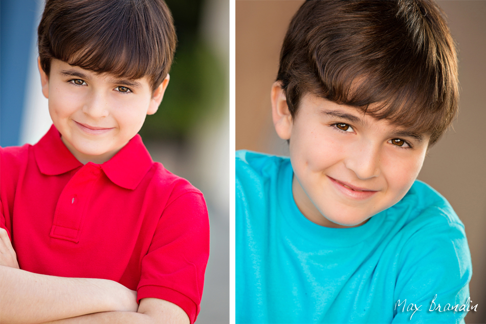 kid headshots