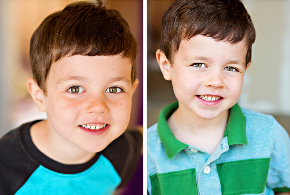 headshots for children