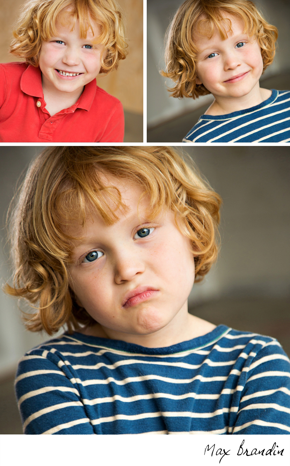 headshot photographer kids thousand oaks