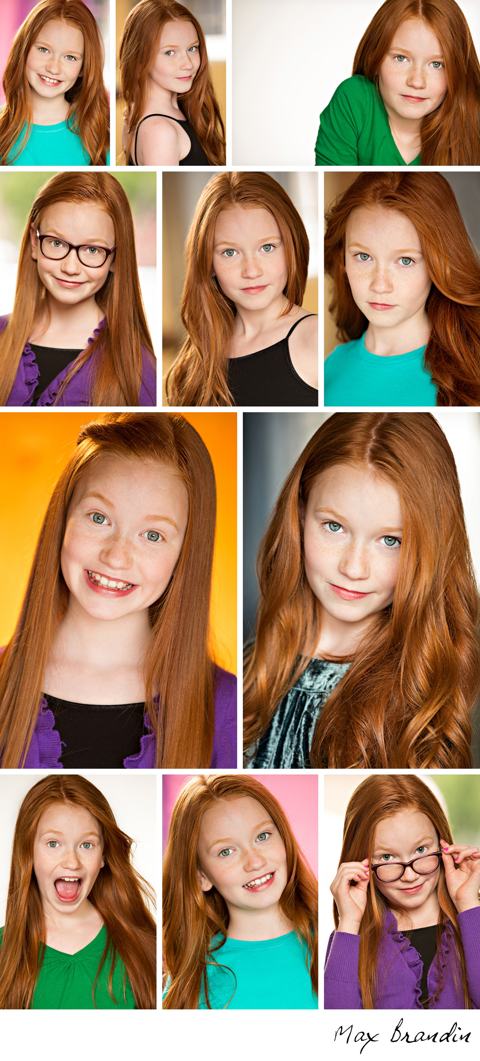 headshots for kids thousand oaks