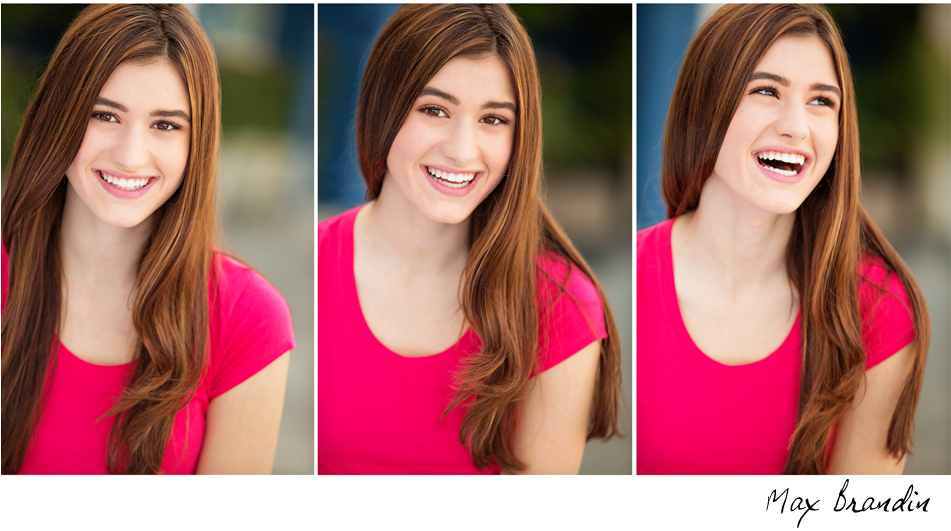best kids headshots teen actor