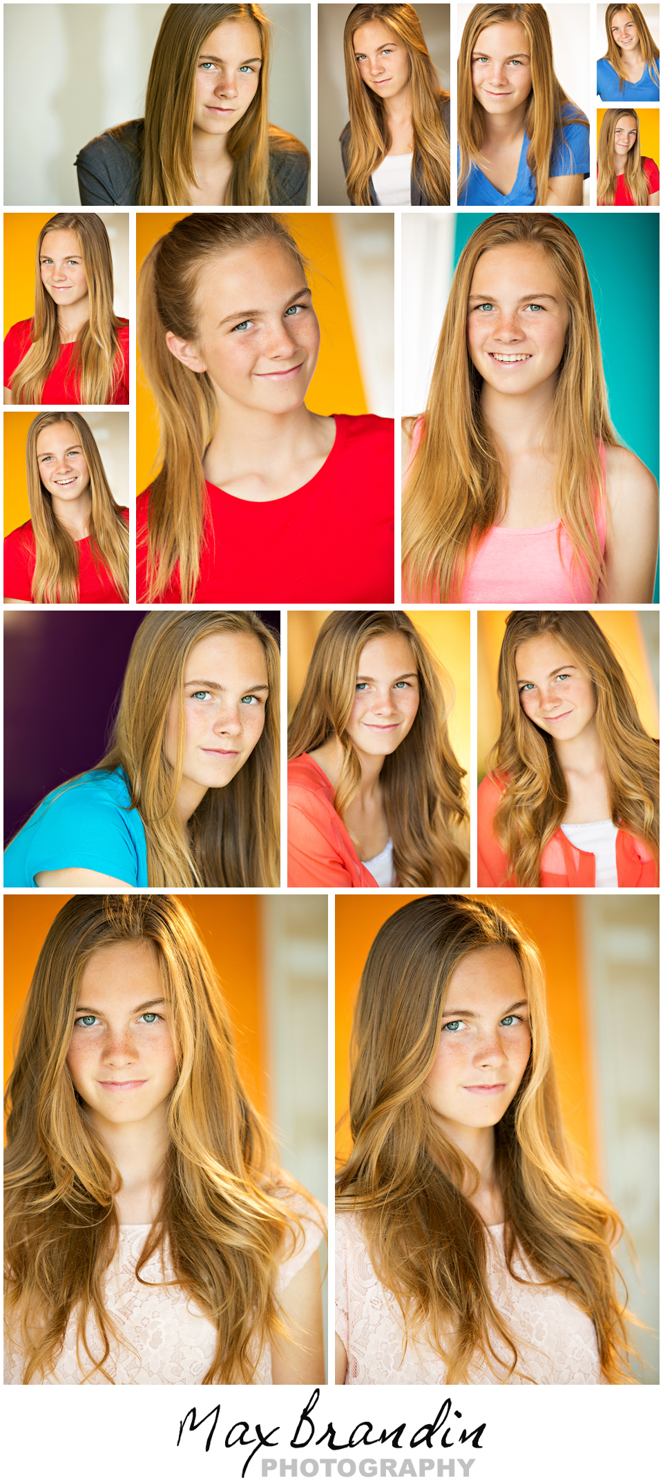 Headshots Child actor LA