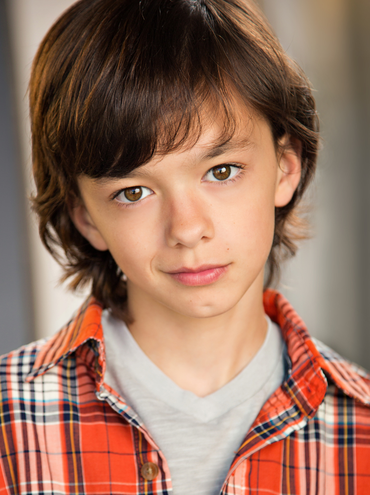 acting headshots kids