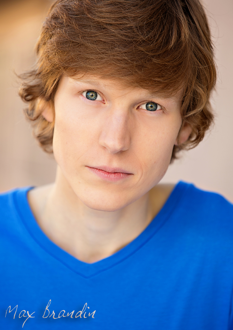 Kid Headshot Los Angeles | Max Brandin Photography | Los