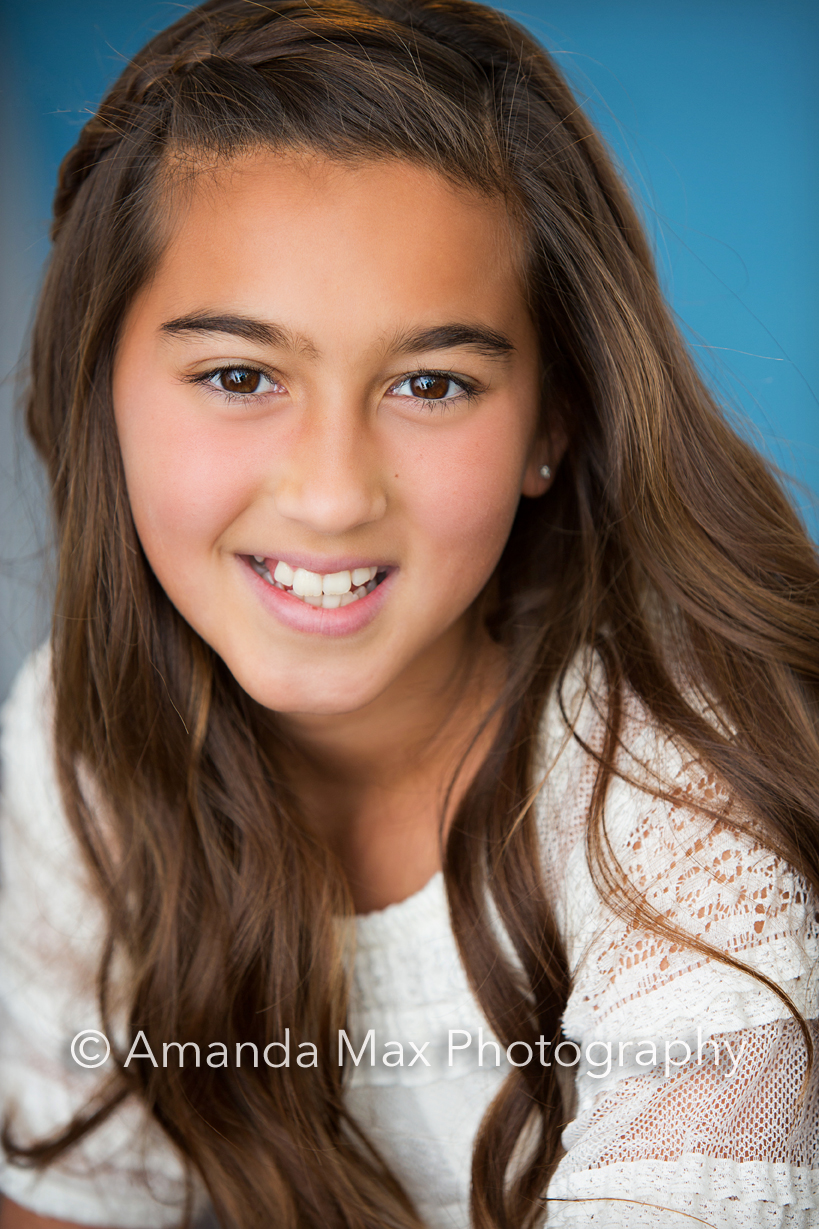 child actor headshots LA