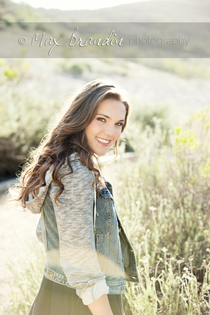 Senior Pictures Newbury Park