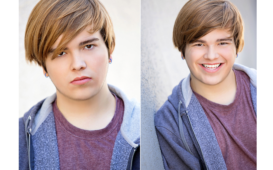 headshots child actors