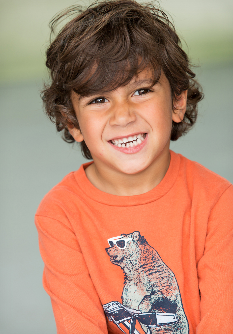 kids commercial headshots