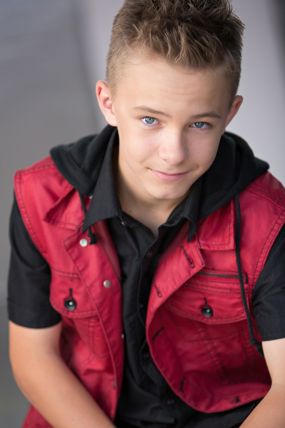kid actor headshot sessions in la