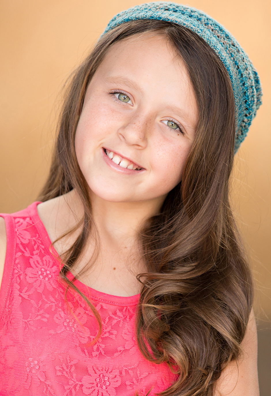 kid actor commercial headshot