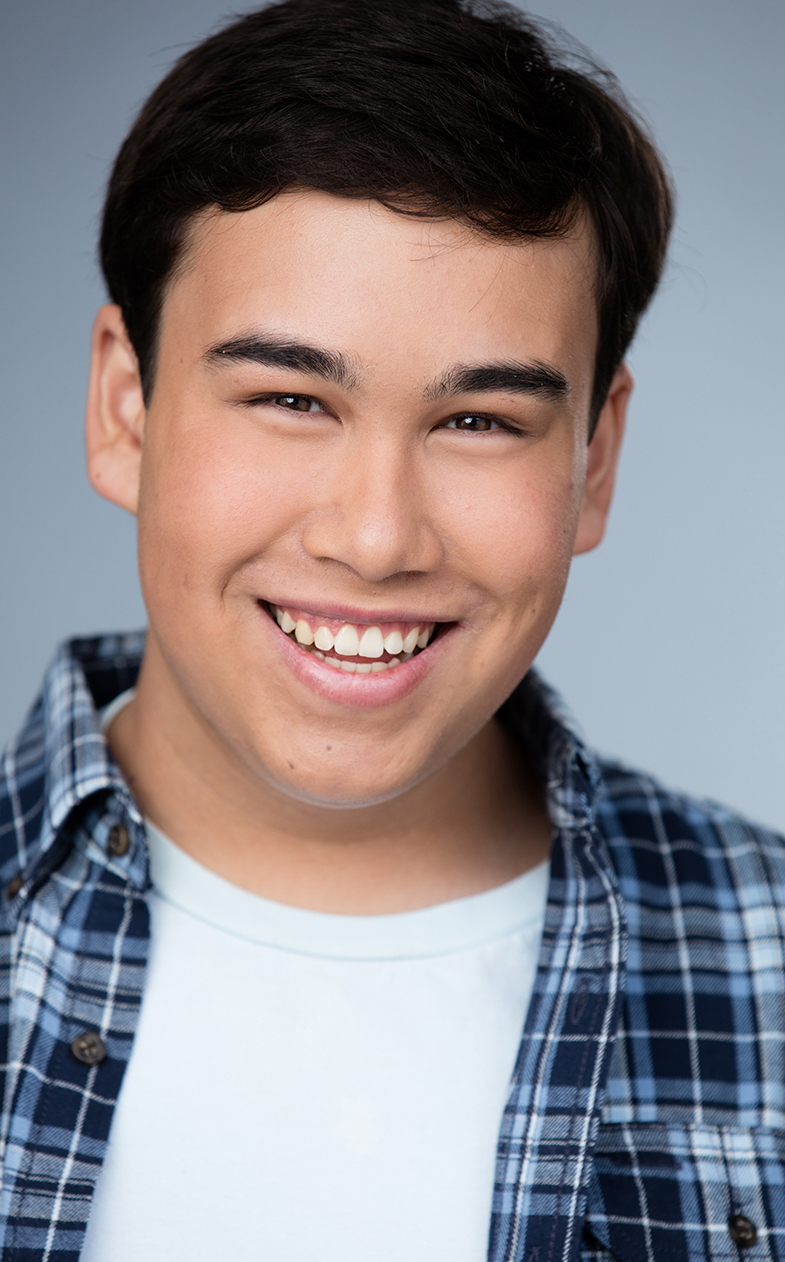 Teen Actor HeadShot Session