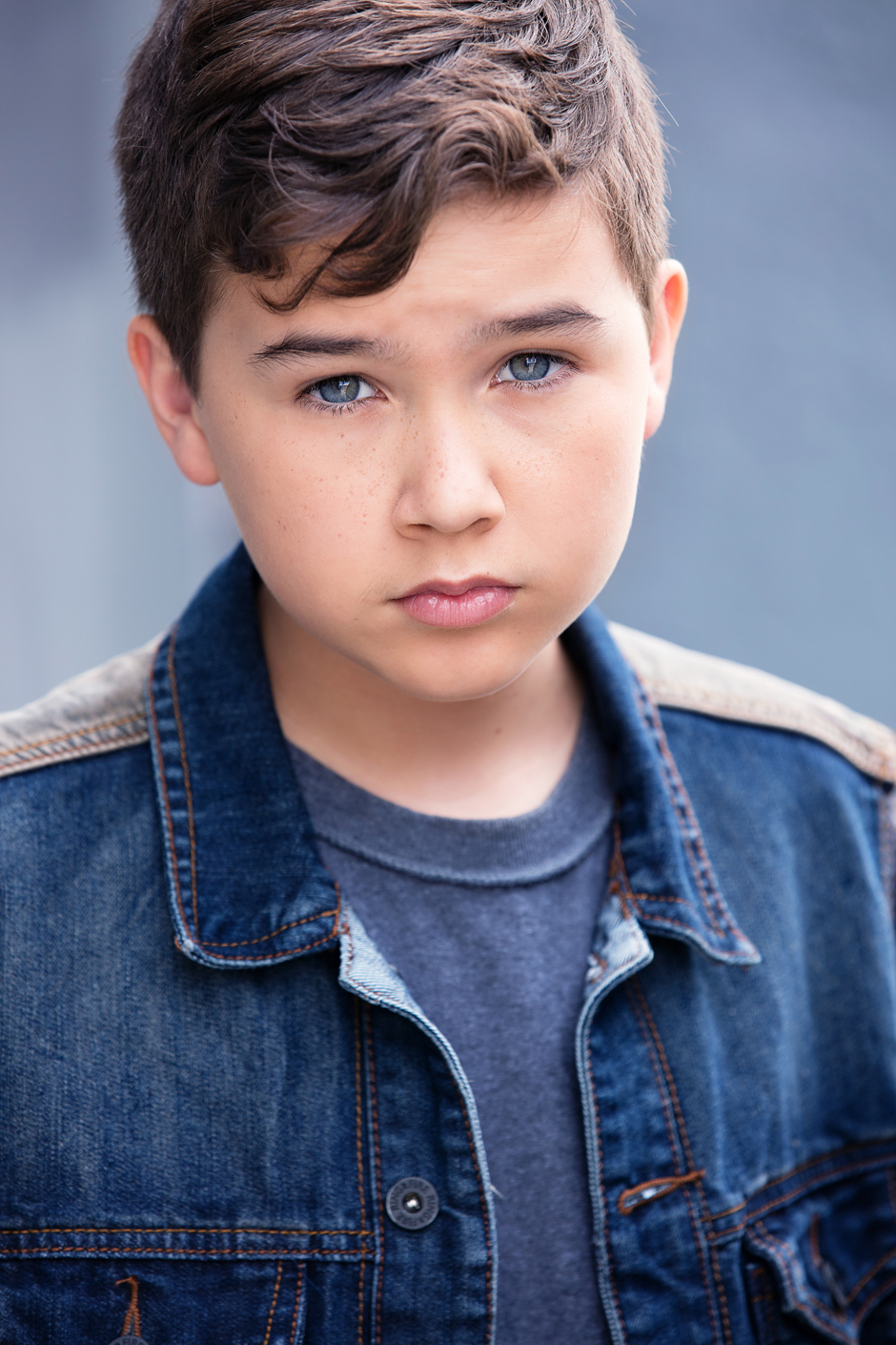 Child Actor Photography - LA and Thousand Oaks