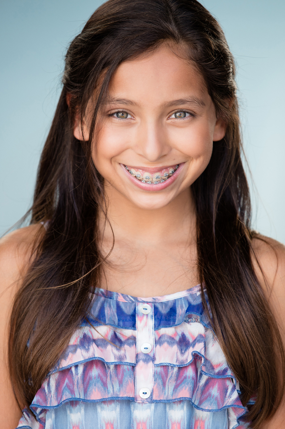 Headshot Photography for Kids