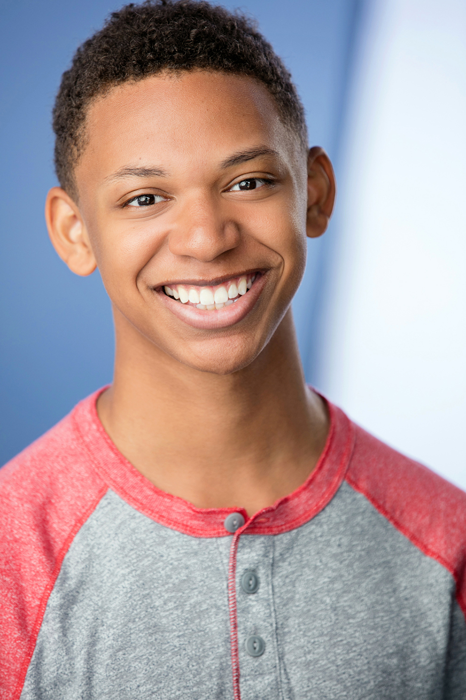 Young Actor Headshot Photoshoot